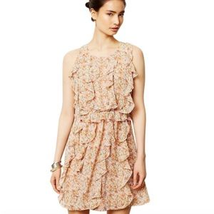 Anthropologie Sachi + Babi Senna Dress